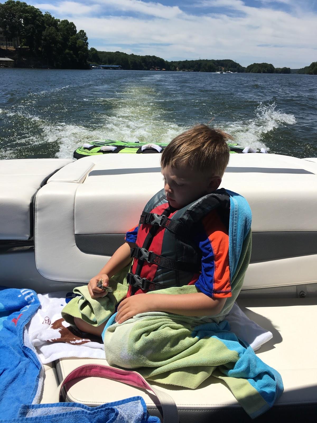 Lake Norman Napping