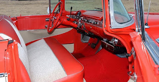 1956 Chevrolet Bel Air 4-Door Dashboard
