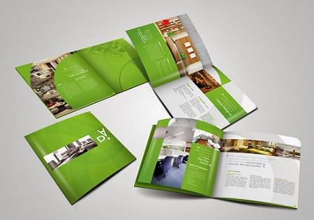 Sự khác nhau giữa brochure và catalogue