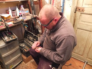 Atelier de Christophe Richard artisan coutelier