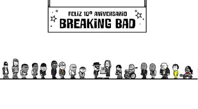Breaking Bad in 60 seconds
