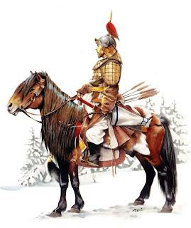 Pasukan terkuat di dunia / Mongol / Catatan Adi