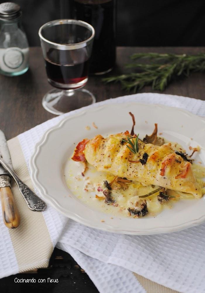 Pollo hasselback -cocinando-con-neus