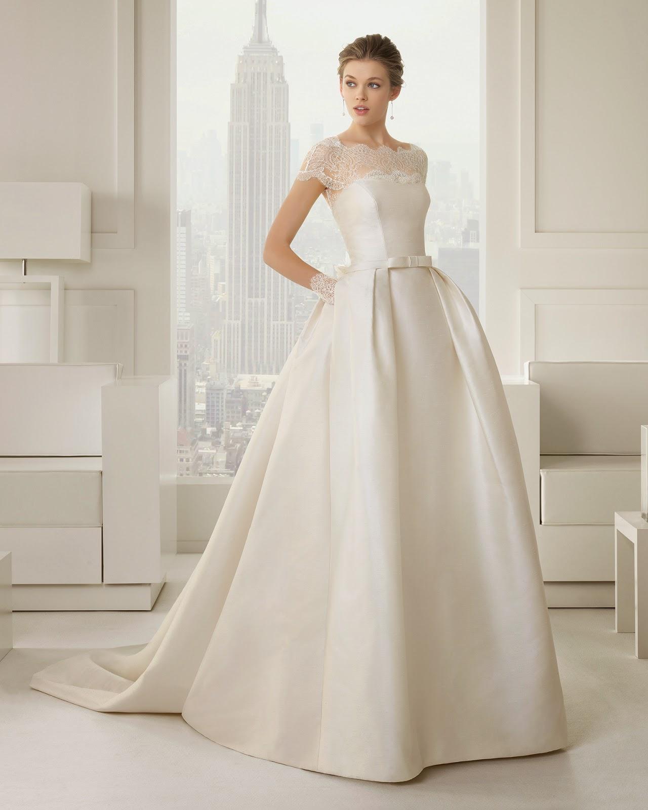 guia tipos de telas de vestidos de novia - blog mi boda - tela shantung