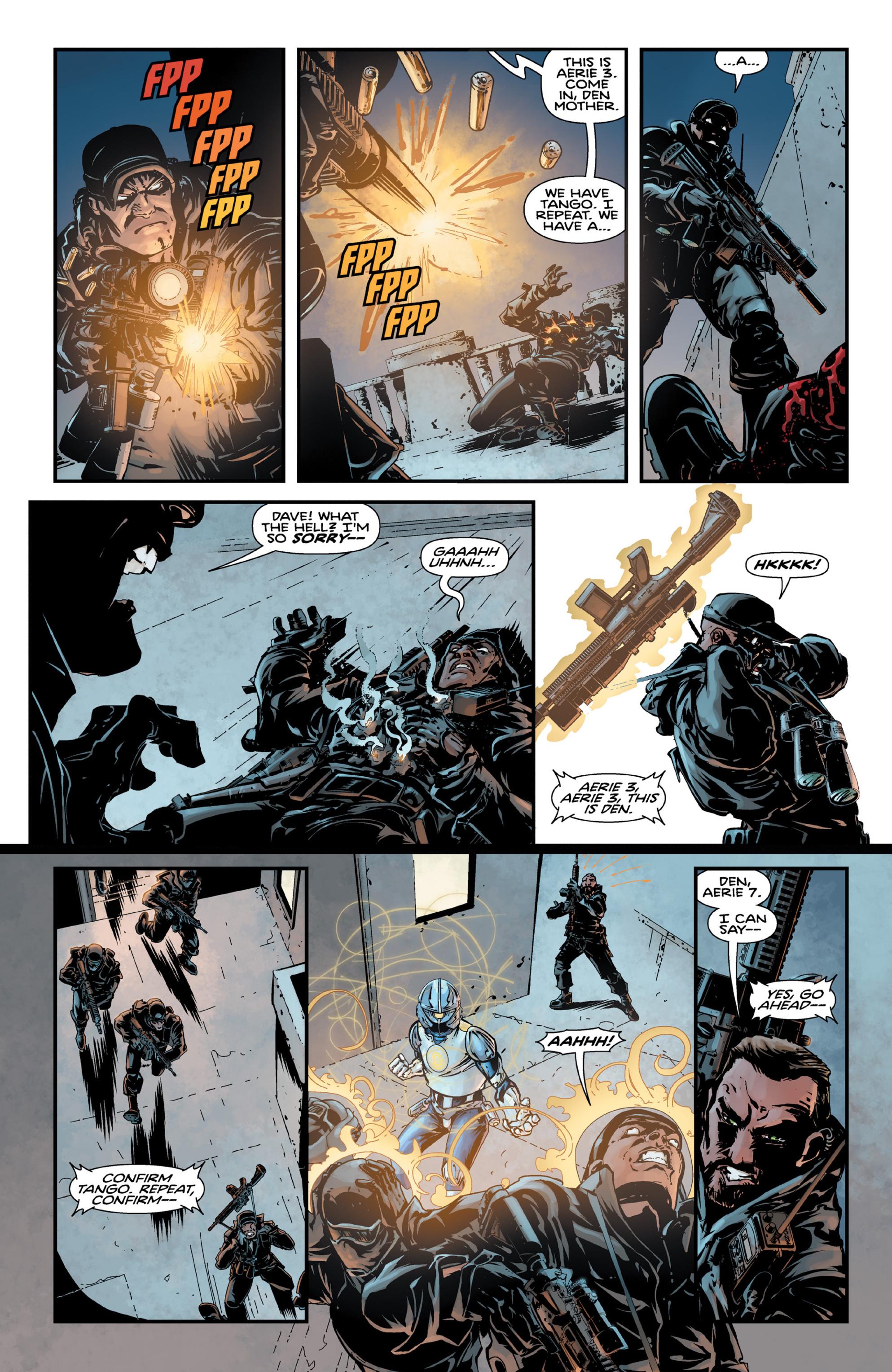 Read online Brain Boy:  The Men from G.E.S.T.A.L.T. comic -  Issue # TPB - 10