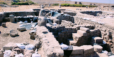 Roman-era amphitheatre unearthed in ancient Issos