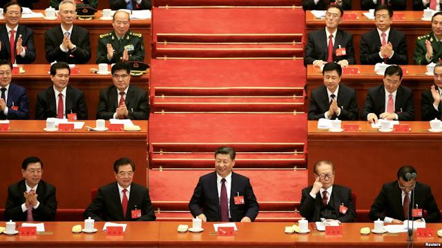 Xi Jinping es el presidente chino que tiene control hegemónico del partido y el país