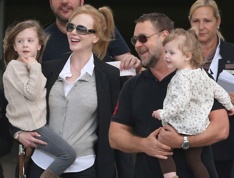 Odd Things About Nicole Kidman Keith Urban S Marriage: Urban Myths