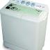 Scanfrost 8KG Semi Automatic Washing Machine - SFWMTTA