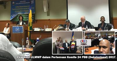 Perlu dan Pentingnya Dewan Komite ULMWP Umumkan Perkembangan Papua Merdeka di Tingkat Internasional