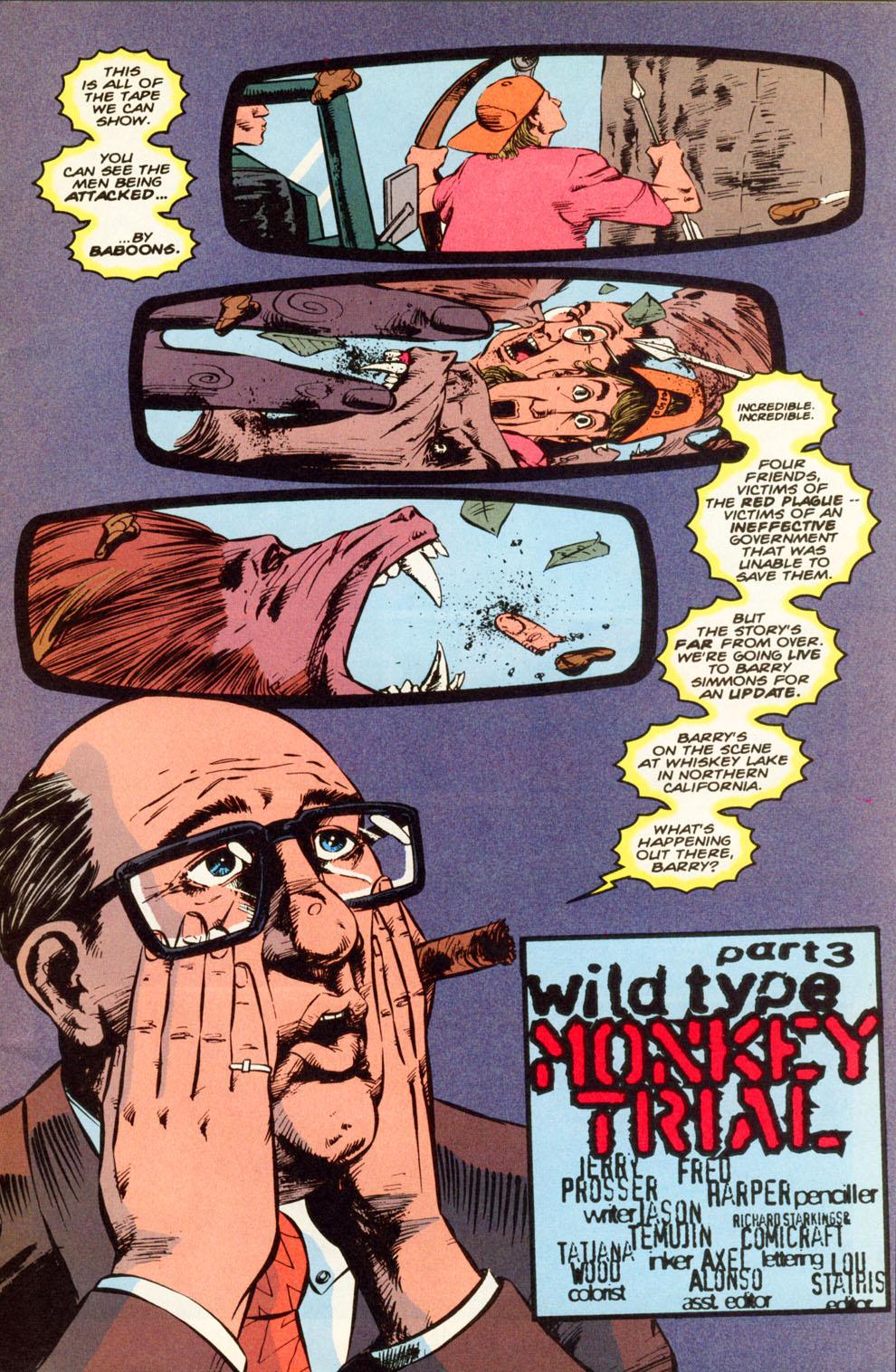 Read online Animal Man (1988) comic -  Issue #83 - 4
