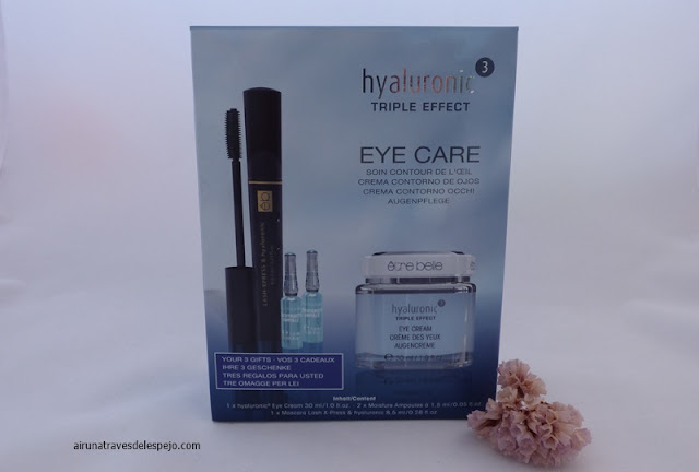 pack eye care etre belle