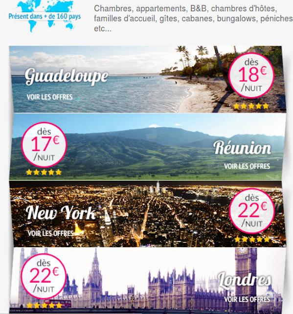 Location vacances pas cher