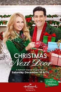 Poster Christmas Next Door
