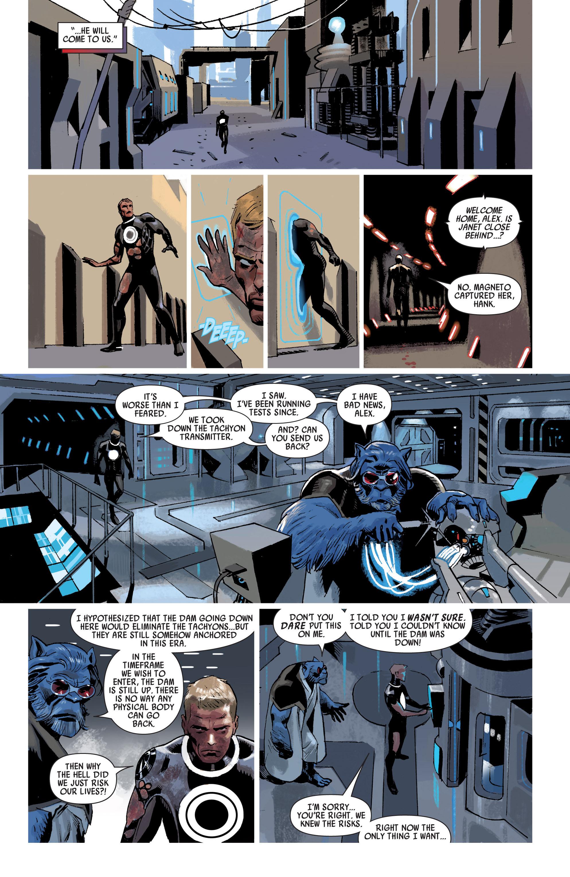 Read online Uncanny Avengers (2012) comic -  Issue #18 - 17