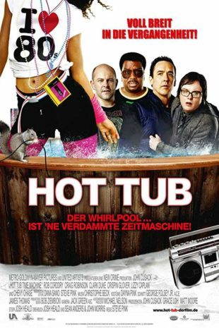 Hot Tub Time Machine 2010 BRRip 720p Dual Audio In Hindi English ESub UNRATED