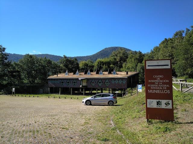 Centro de Visitantes de Muniellos