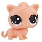 Littlest Pet Shop Series 3 Tubes Bobbi Catson (#3-127) Pet