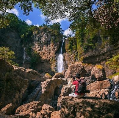 Wisata Air Terjun di Sukabumi Yang Populer di Kunjungi
