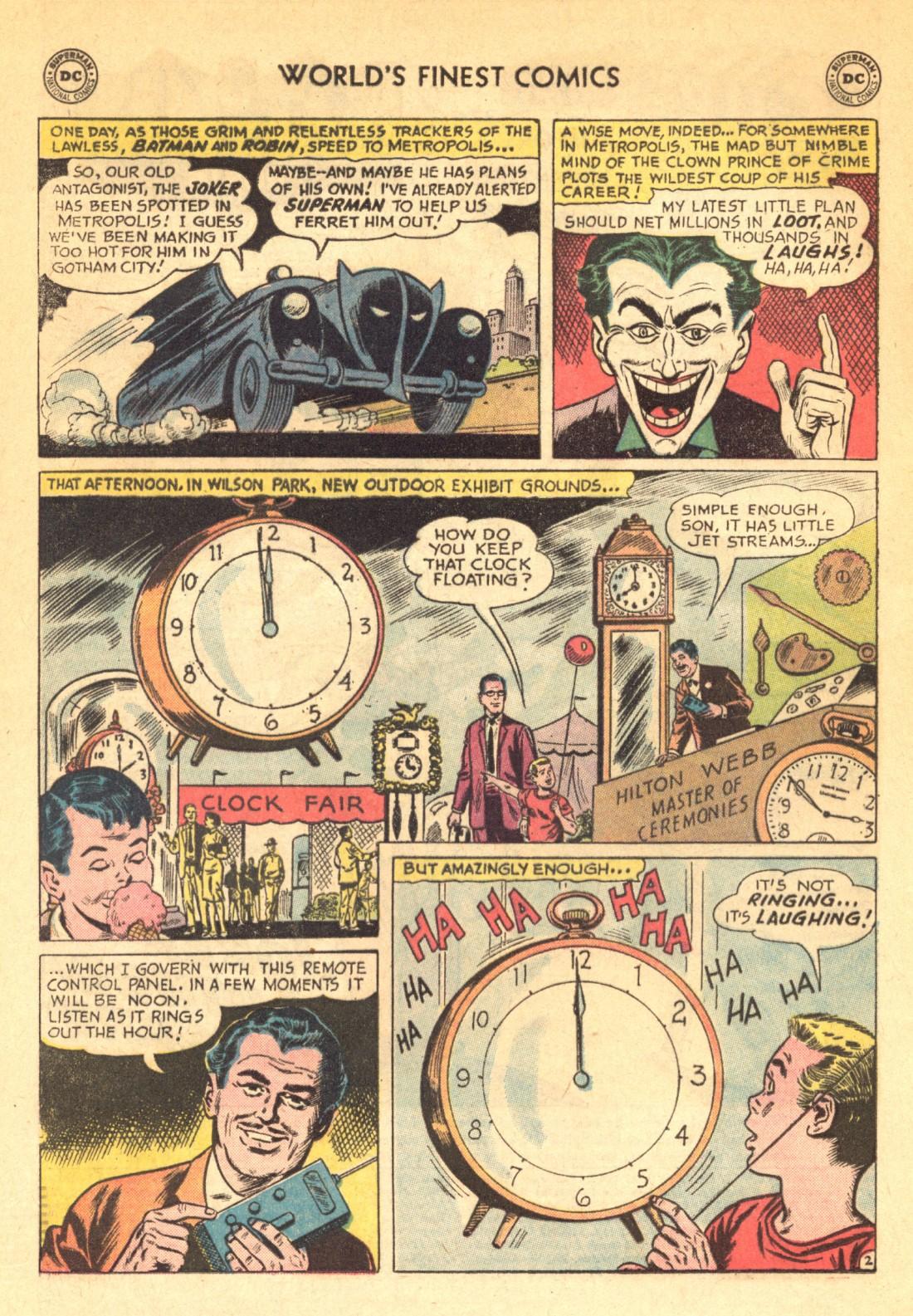 Read online World's Finest Comics comic -  Issue #129 - 4