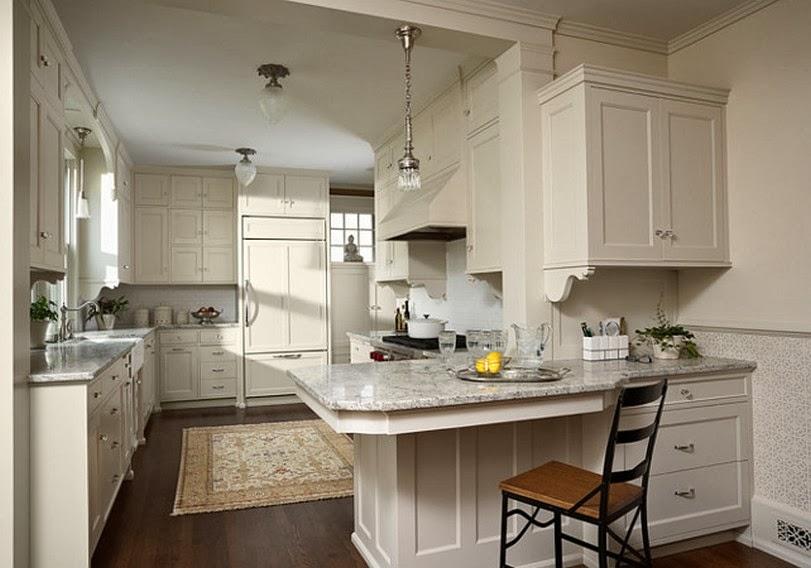 Off White Kitchen Cabinet Paint Colors - 2017 Kitchen ...