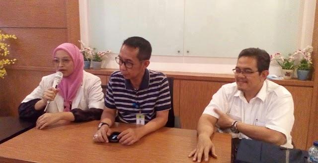 Suspect Corona di Subang Membaik