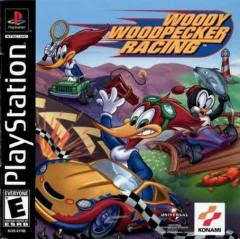 Woody Woodpecker Racing(BR) [ Ps1 ]