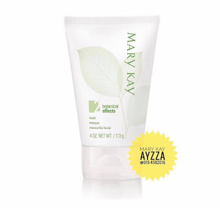 Mary kay botanical effects mask