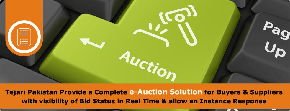 Strategic Sourcing E Auctions