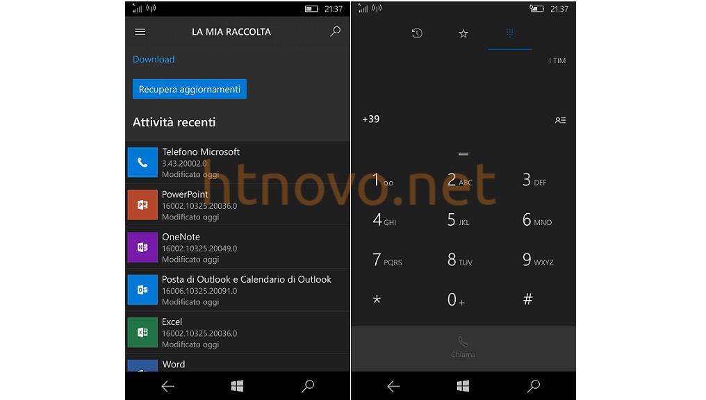 Telefono-Microsoft-update