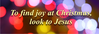 find joy at Christmas