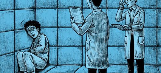 Hắc Ám Truyện #79: Bệnh nhân tâm thần