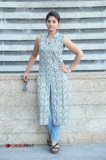 Telugu Television Actress Karuna Latest Pos In Denium Jeans  0079.JPG