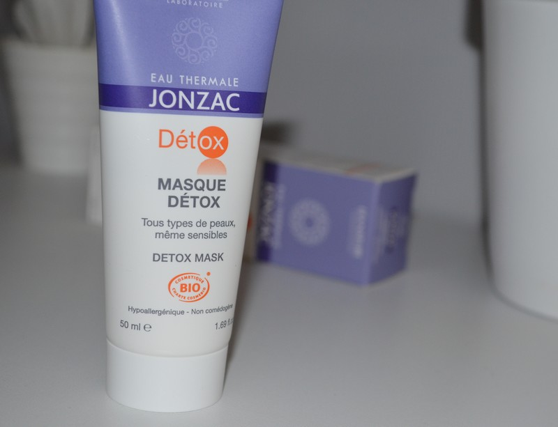 Masque CHRONO-DETOX bio