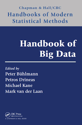 Handbook of Big Data (Chapman & Hall/CRC Handbooks of Modern Statistical Methods) - Free Ebook Download