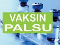 Kenali Jenis Serta Bahaya Vaksin Palsu Bagi Kesehatan