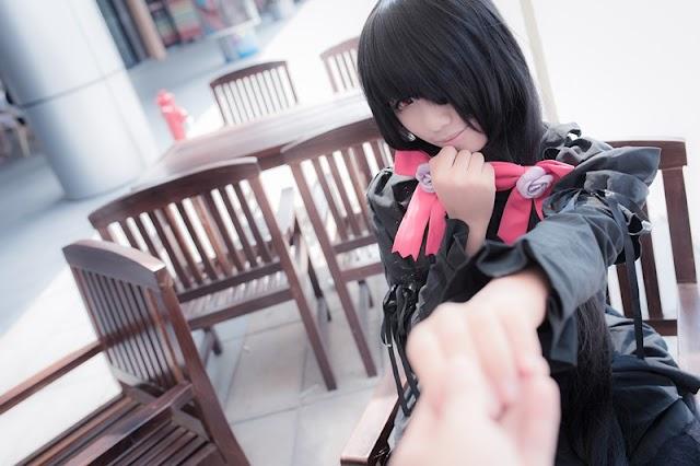 [雅祈] Date a live – Tokisaki Kurumi cosplay