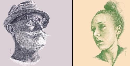 00-Jennifer-Ackerman-Digital-Art-Scribble-Drawing-Portraits-www-designstack-co