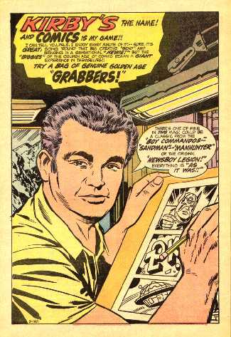 "Jack ""The King"" Kirby"