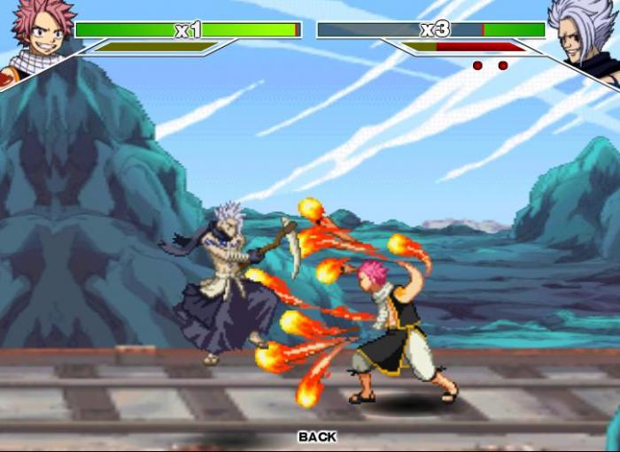 Fairy Tail Fighting ~ Top Online Games