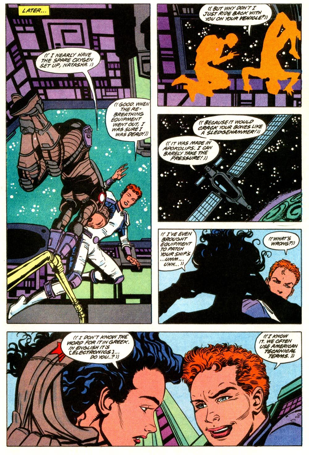 Read online Wonder Woman (1987) comic -  Issue #66 - 14