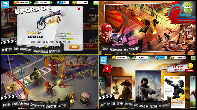 Zombiewood � Zombies in L.A! android screenshots