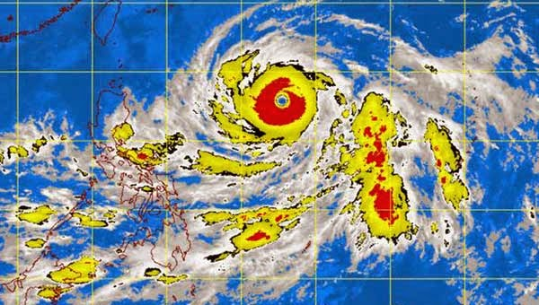 Super Typhoon Ompong