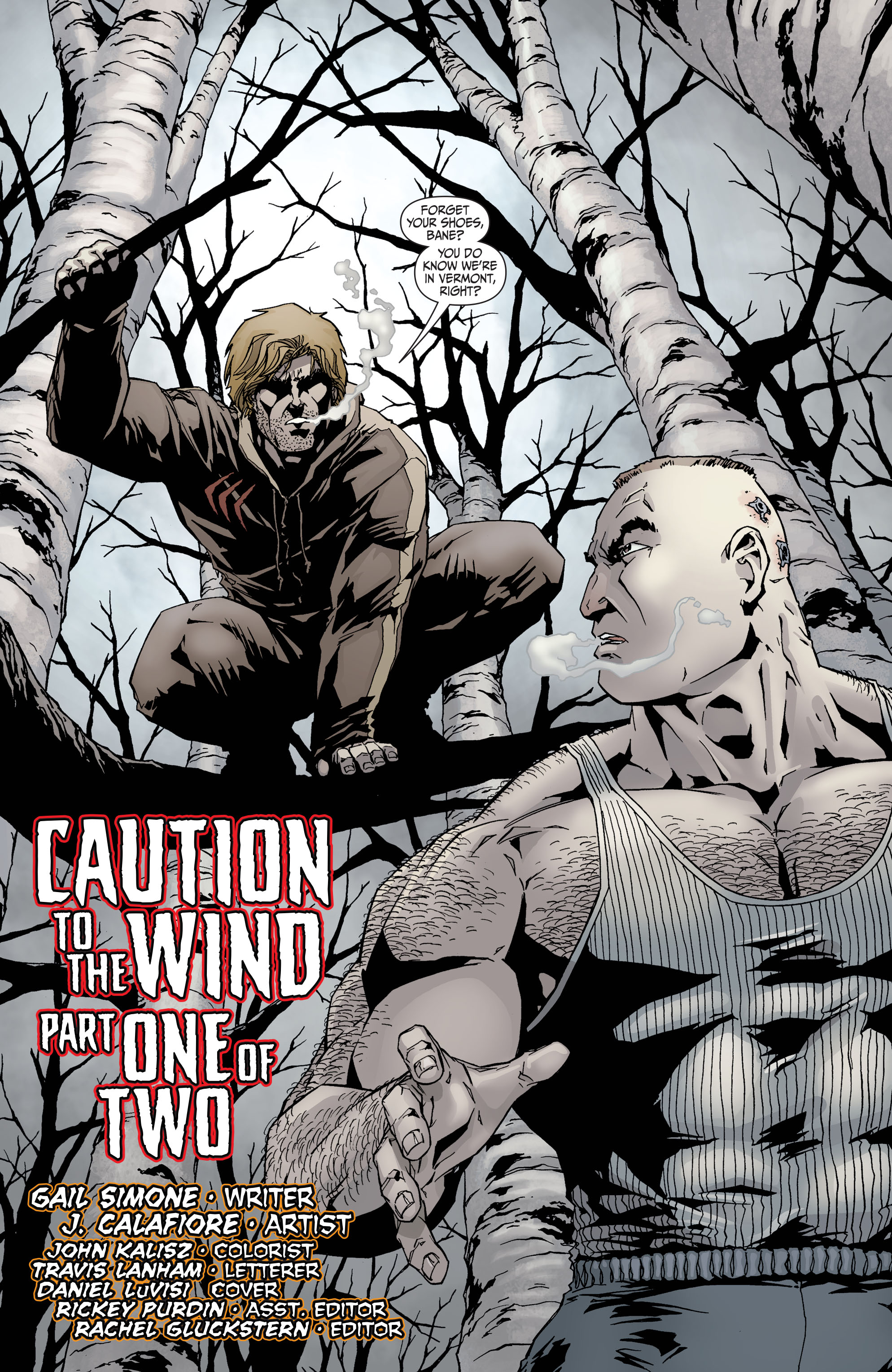 Read online Secret Six (2008) comic -  Issue #35 - 3