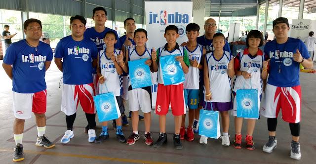 Jr. NBA Malaysia