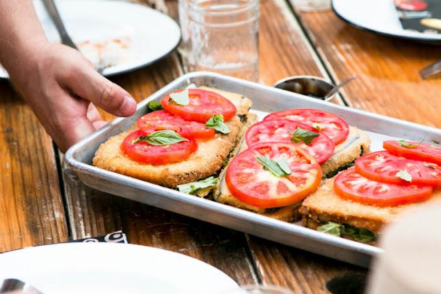 carne verdura vegetales