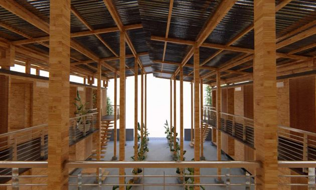 23-year old Filipino wins international award for his 'cubo' housing concept