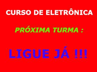 CURSO DE ELETRÔNICA EM FORTALEZA
