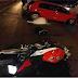 MOTOCICLISTA MORRE AO COLIDIR COM CARRO NA BR 020