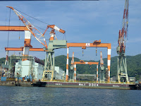 造船所の風景